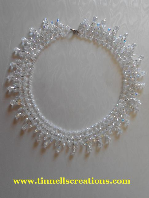 Beaded Choker Chain 3